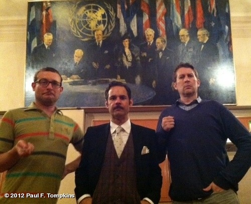 paulftompkins:  Thank you, San Francisco.  View more Paul F. Tompkins on WhoSay   Everyone in this photo is amazing. *sigh*