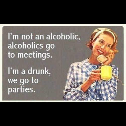 #alcoholic #meetings #drunk #parties #life #lessons #true (Taken with Instagram)