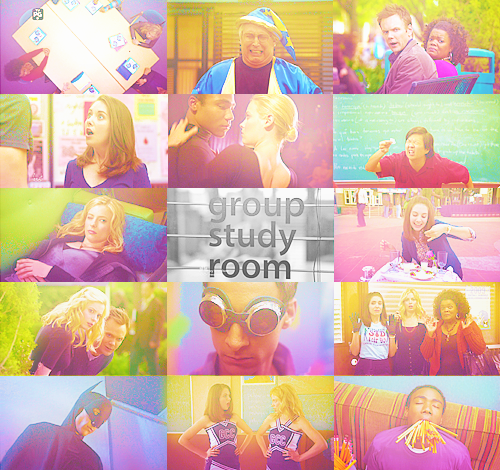 community + season one