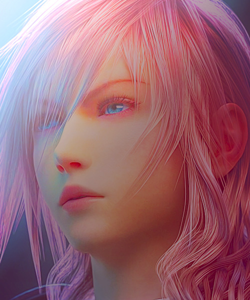 Lightning Farron → Final Fantasy XIII-2
