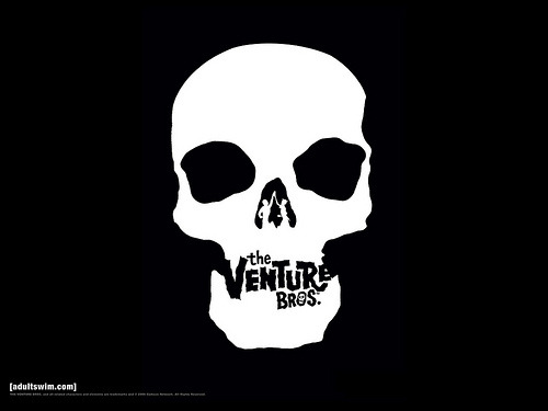 The Venture Bros. was always one of those shows I liked to catch when it came on but never really gave a second thought about after.  The other week I bought every season on a whim and it was a fantastic decision.  I regret sleeping on this show for so long.  Go Team Venture, indeed.