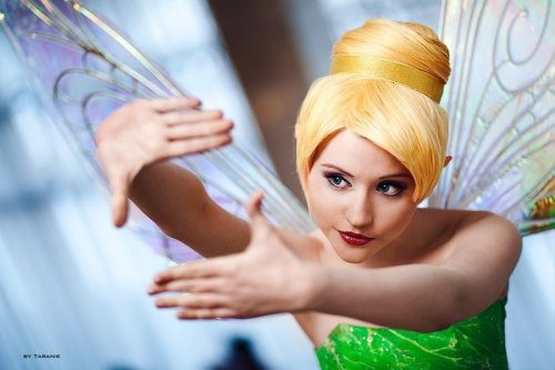 Tinker Bell from Disney's Peter PanCosplayer: Tink-Ichigo