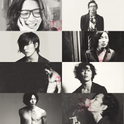 bizea:   5/50 favourite people (in no particular order) - Kim Jae Wook