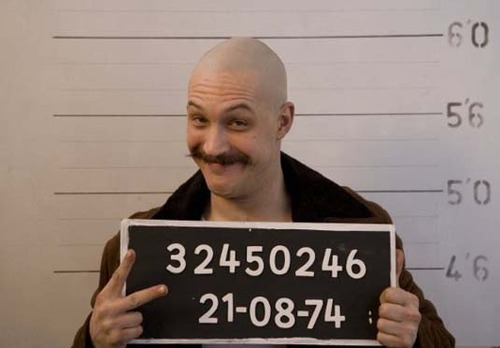 """I am Charlie Bronson. I am Britain's most violent prisoner."""