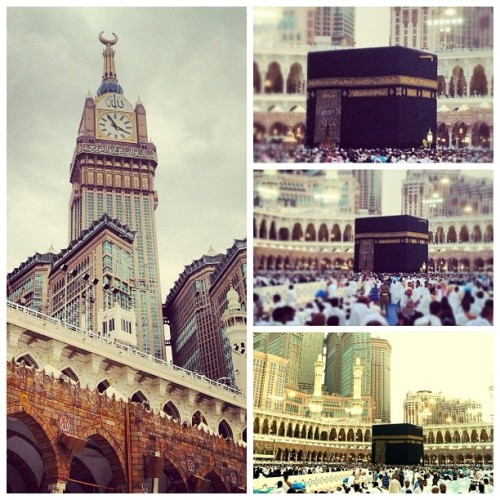 #Allah #mecca #makkah #masjid #mosque #islam  (Taken with Instagram)