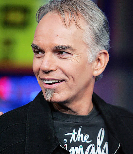 HAPPY BIRTHDAY, BILLY BOB THORNTON Actor Billy Bob Thornton turns 57 today. Thornton has been nominated for two acting Oscars (Sling Blade, A Simple Plan), and won one Oscar for writing (Sling Blade). Some other notable films he's appeared in are Monster's Ball, The Man Who Wasn't There, and a fan favorite, Bad Santa. What's your favorite Billy Bob Thornton movie?
