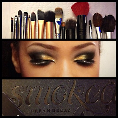 Let's Get Glam!!! (Taken with Instagram)