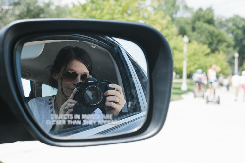 srdash:  OBJECTS IN MIRROR ARE CLOSER THAN THEY APPEAR (via bleubirdvintage)