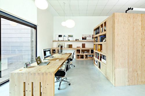 designexhibit:  Office Space Design by ZEST Architecture