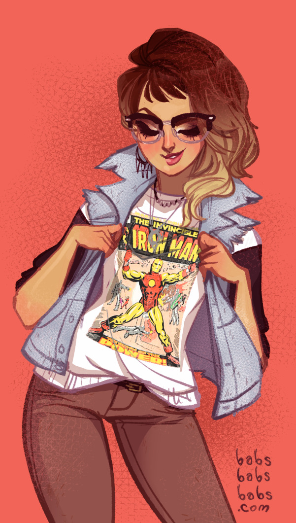 New Nerdshirt by *babsdraws