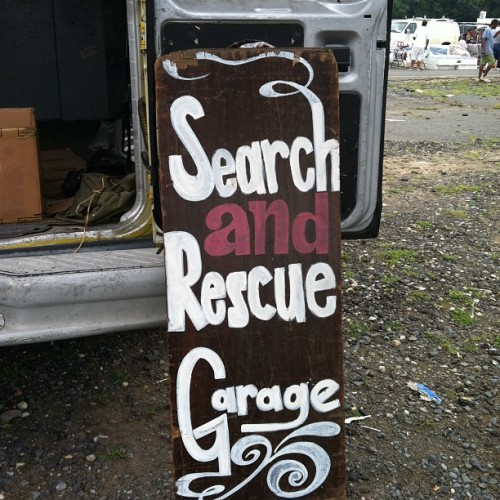 More signs. #searchandrescue #supportthelocals  (Taken with Instagram)
