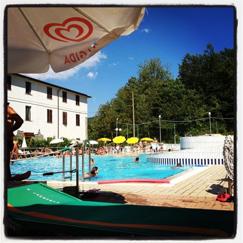 Taken with Instagram at Piscina Camou