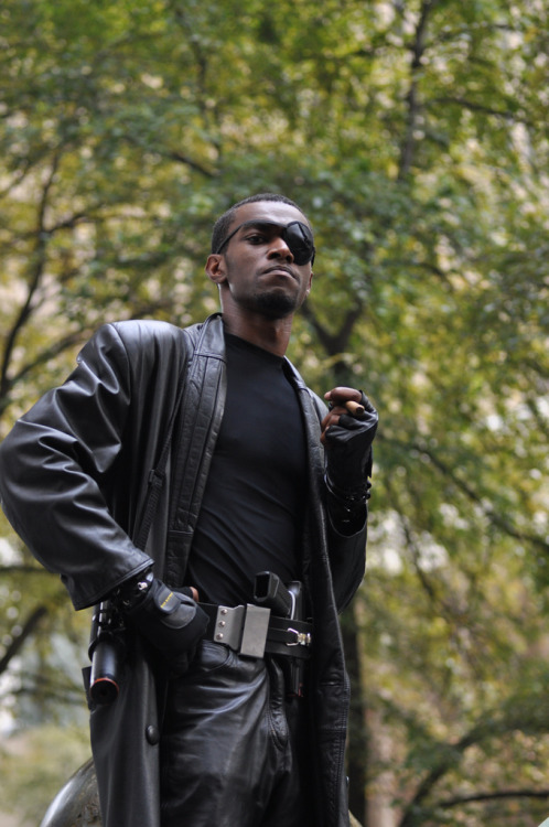 cosplayingwhileblack:  X Character: Nick Fury Series: The Avengers