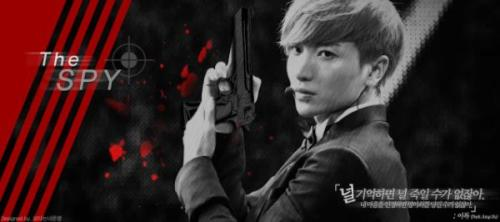 [trans @special1004] SPY will be revealed after several minutes!!and also the song I composed(,) only U..!! The lyrics are written while thinking of our ELF~it is my honest heart^^please anticipate!!! (cr: Worldwide ELFs)