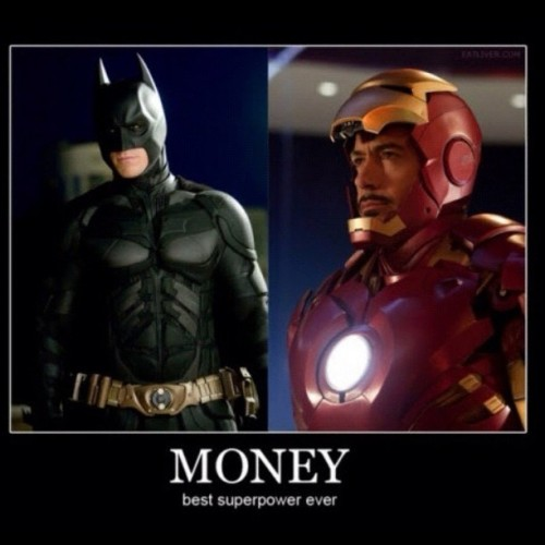 #lol #funny #hilarious #dc #darkknight #marvel #batman #ironman  (Taken with Instagram)