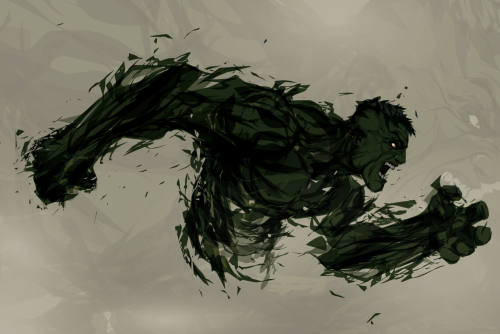 herochan:  Hulk Created by Justin Currie Blog | deviantART