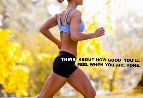 itstheskinny:  Motivation to RUN