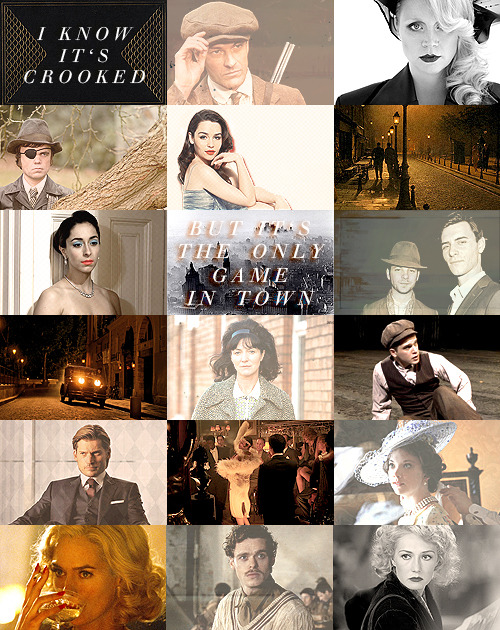 a.u. meme —> Game of Thrones as 1920s crime families