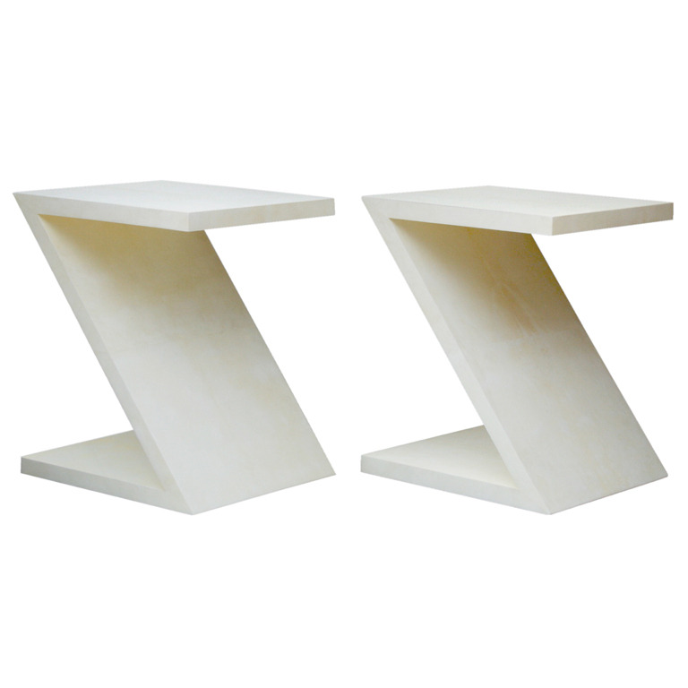 Pair Bleached Z-Tables