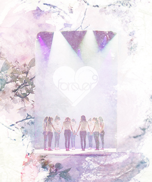 Happy 5th Anniversary to Girls' Generation. Long Live.