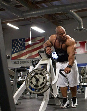 drwannabe:  Phil Heath
