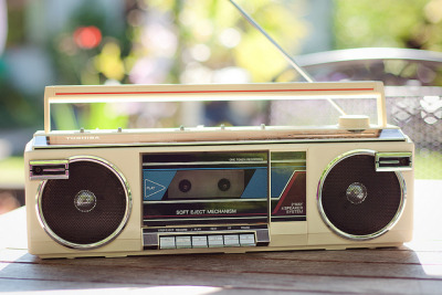 The Boombox Project by pretty in pixels on Flickr.