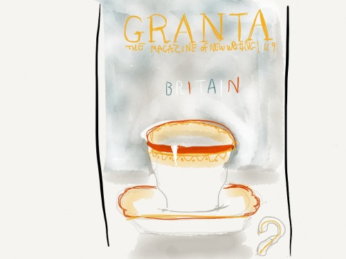 Granta 119: Britain Made with Paper