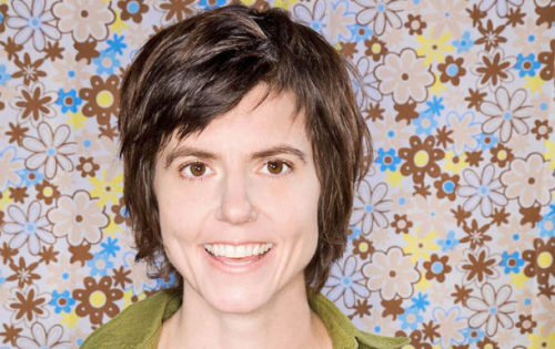 "i want more tig notaro.  jakefogelnest:  flamelikeme:  ""Tragedy + time = comedy. But I don't have the benefit of time. So I'm just going to tell you the tragedy and know that everything is going to be okay.""  So began Tig Notaro's set last night at her show ""Tig and friends"" at the Largo.  Actually, that wasn't the beginning of her set. It began when Ed Helms welcomed her to the stage and she crossed over, took the microphone, and said ""Thank you, thank you, I have cancer, thank you, I have cancer, really, thank you."" Applause gave way to reticent laughter as she explained how she had planned a set about bees flying alongside her car on the 405, but that she couldn't possibly do her ""silly jokes"" when all this was going on. And that's when she told us that 3 days ago, she was diagnosed with breast cancer, in both breasts.  But she didn't just have cancer. She went on to explain that in some manic twist of fate, while her career is at an all-time high — she is moving to New York to work on Amy Schumer's new television show, she was on This American Life — concurrently, all these terrible circumstances have befallen her over the past 3 months: pneumonia made way for a debilitating bacterial infection in her digestive tract for which she was hospitalized and lost 30 pounds off of her already small frame, days after being released from the hospital, her young mother died suddenly and tragically (fell, hit her head, died), then she and her girlfriend broke up, and then, now, cancer. In both breasts. (""You have a lump."" ""No, doctor, that's my breast."" — one of her most renowned bits is about someone remarking upon her small breasts) For the first half of her set, even though she was telling the story in perfect grace and humor, I couldn't laugh. For the second half, for the first time in my life, as far as I can recall, I genuinely laughed and cried at the exact same time, bewildered at the tragedy and the remarkably calm, clever prism through which she assessed her terrible set of circumstances. While telling us anecdotes from these personal tragedies, all along the way, she assured the audience ""it's okay, I'm going to be okay."" At one part, when she reached a dark place wherein most of the audience could not find the will to laugh, she said ""maybe I'll just go back to telling jokes about bees. Should I do that?"" there were several ""NOs"" and one insistent loud male voice who cried out ""NO. ABSOLUTELY NOT. THIS IS FUCKING INCREDIBLE."" She looked genuinely taken aback, and relieved. She'd managed to make the tragic not only palatable but overwhelmingly engaging. She'd done it.   Tig's been one of my favorite comedians for a couple of years now. I told her how much I loved her work after a set at UCB one night, and she received my words so kindly that she came towards me and gave me a hug. I've gone downtown to bars by myself and sat for hours alone, just waiting to see her headlining set.  At the end of her routine last night, everyone in the audience gave her a standing ovation, for me her wowed, grateful, happy face blurry with my own salty eyes. She'd released her horrific story into the hearts of her fans. I'm sure we all felt like I did; we were made witness to a truly historical moment in comedy, by one of the industry of comedy's absolute greatest.  Bill Burr followed her set, inexplicably able to make the whole audience uproarious with laughter by the end. Bill Burr then brought on Louis C.K., the surprise guest of the night, which was a shock - it was my first time ever seeing him live - but it was very difficult to give him my enrapt attention after Tig's on-stage confessions. My head is still swimming around what happened last night. We all saw the ultimate embodiment of what comedy is supposed to do: deeply personal tragedies somehow transformed, with the enormous, necessary power of an open-hearted audience, into brilliantly-written truths that we'll all take home with us and keep with us as long as we'll have a sound-enough mind to remember that show. If schadenfreude is pleasure derived from the misfortune of others, we all shuffled into another corner last night, schadenfreude's cousin; we're not laughing at you, we're crying with you but trying very hard to accept this avalanche of misfortune through the more edible prism of humor. I'm so grateful I could bear witness to what happened last night, and more than that I'm grateful to comedy and to Tig Notaro for being not only courageous enough and not only spirited enough but for being so endlessly, achingly HONEST with all of us, the stunned, mouth-breathing strangers in the dark.   Prayers, love and light to Tig Notaro."