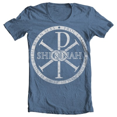 Client - ShekinahLocation - Albaquerque, NMShirt design. Interested in working together?  Email me - brianmorgante@gmail.com
