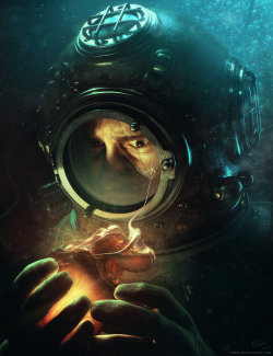 smallc0rner:  Deep Diver by Randis.
