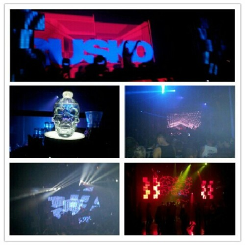 Last night! #rusko #vodka #avalon (Taken with Instagram)