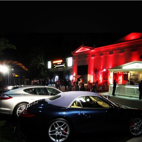 I Know What I Did Last Summer @GreekTheatreLA #Porsche  (Taken with Instagram at The Greek Theatre)