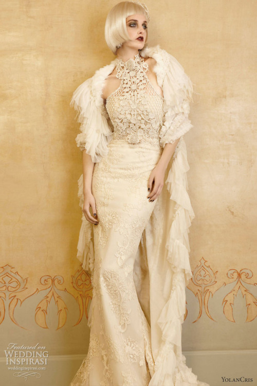 http://www.weddinginspirasi.com/2012/08/02/yolancris-2013-wedding-dresses-mademoiselle-vintage-bridal-collection/