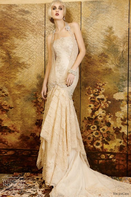 http://www.weddinginspirasi.com/2012/08/02/yolancris-2013-wedding-dresses-mademoiselle-vintage-bridal-collection/2/