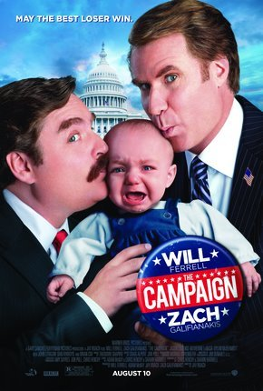 Grab your tickets to an Aug. 8 advance screening of THE CAMPAIGN, available at the TC Box office with an NYU student ID!  *1 pass per ID, good for 2 people. Ticket does not guarantee admission. Seating is limited and based on a first-come, first-serve basis. THE CAMPAIGN is in theaters August 10. Rated R.