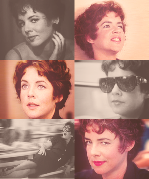 "trustingdesires:  A-Z of favourite characters → Betty Rizzo  ""Peachy keen, jellybean."""
