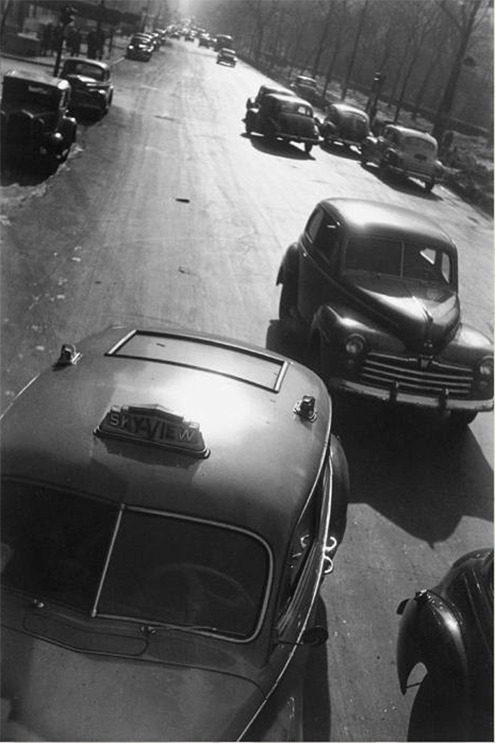 Elliott Erwitt, Fifth Avenue, New York