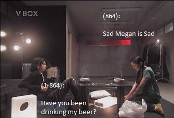 Why do you have beer Shin? You know Yankumi's going to confiscate then drink it. Also I realize this is my first post for several months… I'm afraid that life (college, graduation, finding work, lack of internet and computer, etc…) got in the way but hopefully now that I'm more settled (as I'll ever be anyway) I'll be posting more of these. ^_^ Thanks for you patience, please continue with your regularly scheduled Shin-swooning.