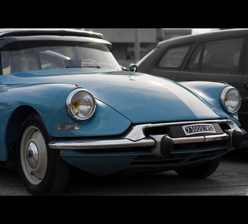 citroën ds by i k o on Flickr.