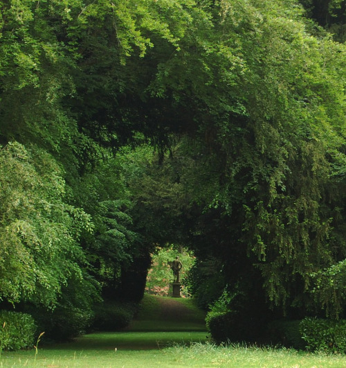 allthingseurope:  Rousham, Oxfordshire, UK (by UGArdener)