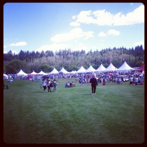 #yeg Heritage Festival! (Taken with Instagram)