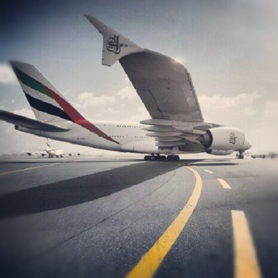 #airplane #aeroplane #plane #airport #tarmac  (Taken with Instagram)