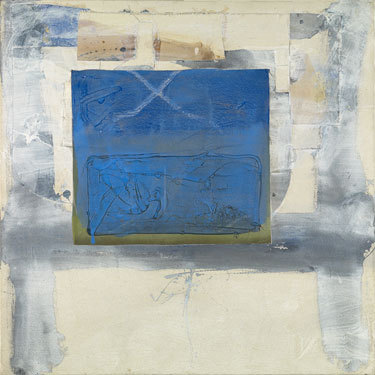 Blue Patch, Frank Wimberley, 1998