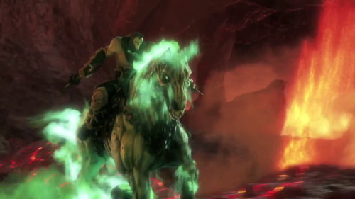 Darksiders 2 'The Last Salvation' Trailer