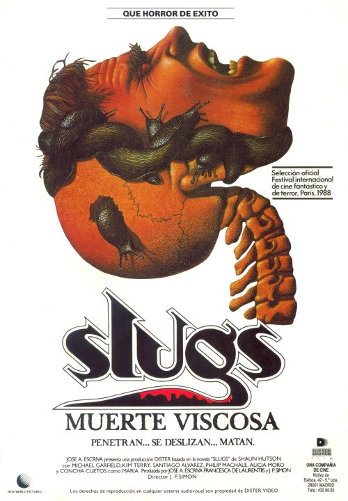 Slugs (Slugs, muerte viscosa) (1988, Spain / USA)
