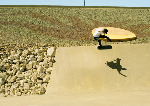 Geoff Rowley - Backside Flip