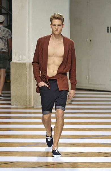 mensfashionworld:  Bill Tornade Spring/Summer 2012
