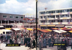 Taking A Look At Harlow Town Center in EssexHarlow Handbook 1957 by Spike McFang on Flickr.