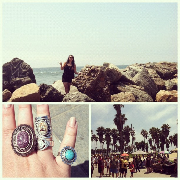 Forever my favorite place.  (Taken with Instagram at Venice Beach)