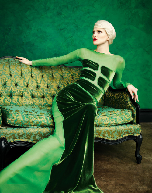 Art of Fashion featuring Tom Ford. Photographed by Erik Madigan Heck.